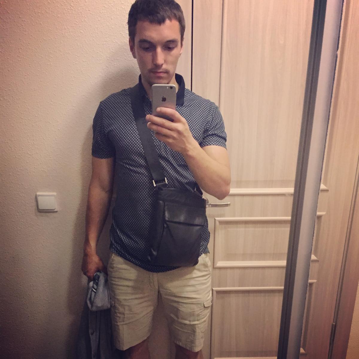 Egor From Saint Petersburg, Russia