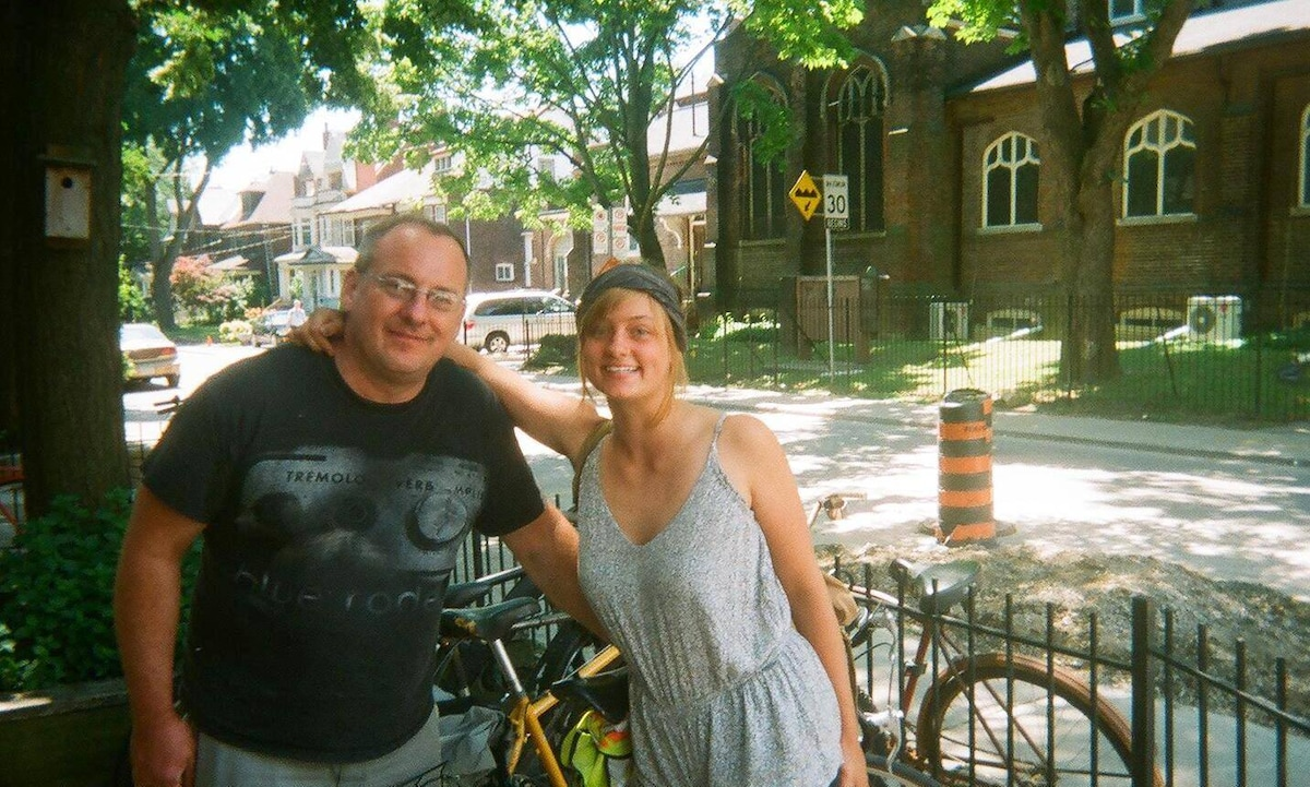 Madeline & Thomas from Toronto