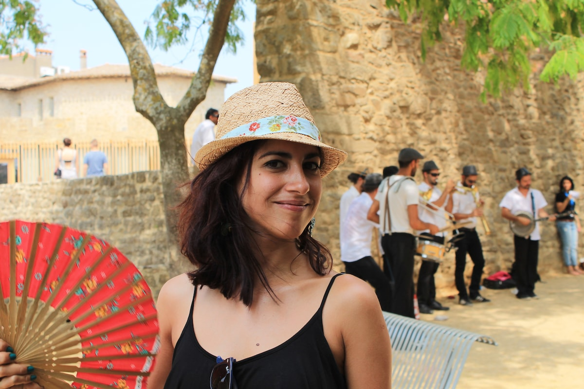 I'm from Havana and I've been living in Barcelona