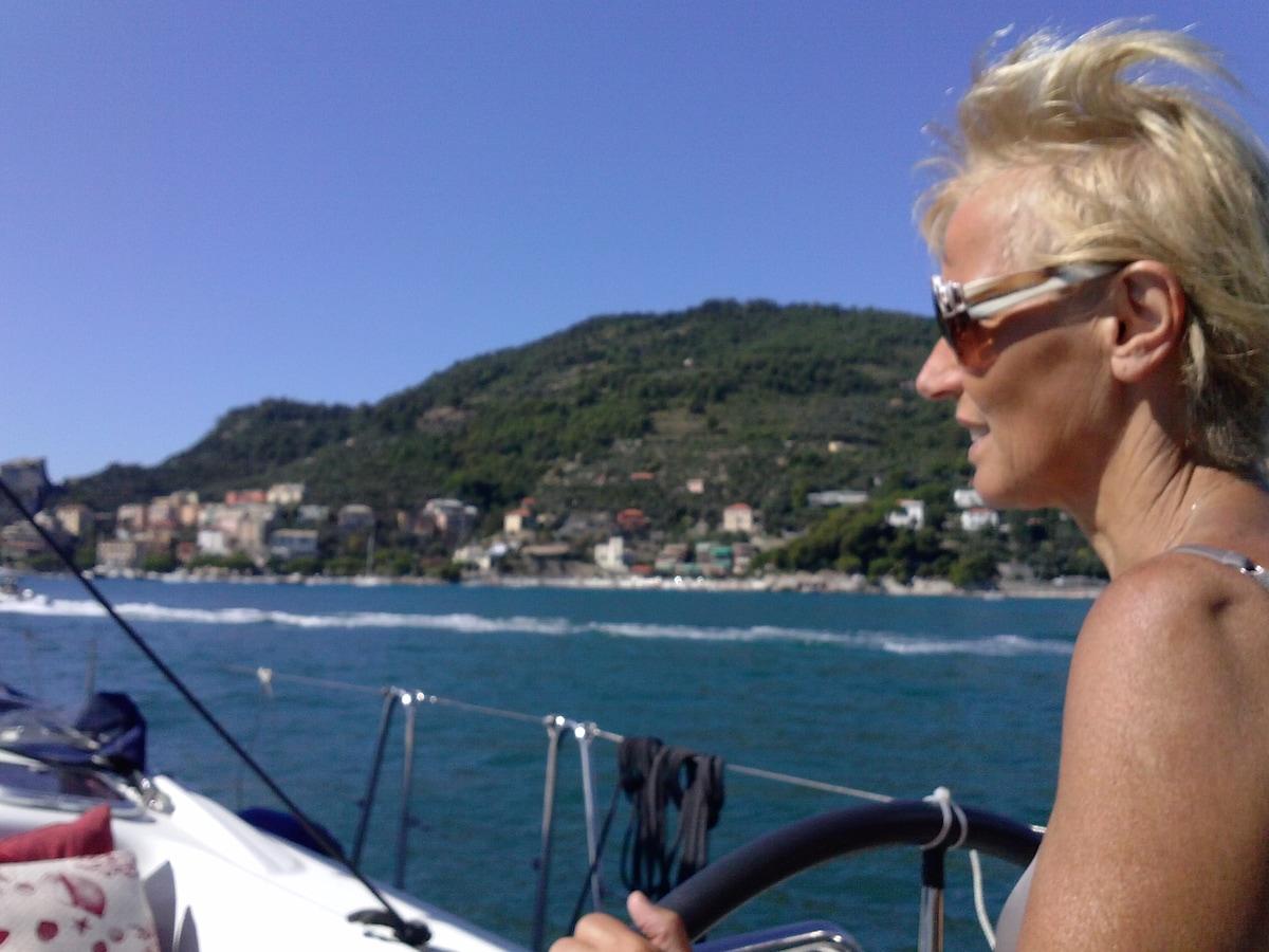 Maria From Viareggio, Italy