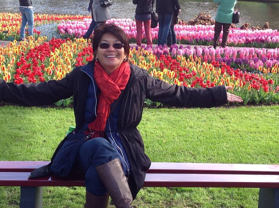 Elizabeth from Rotterdam