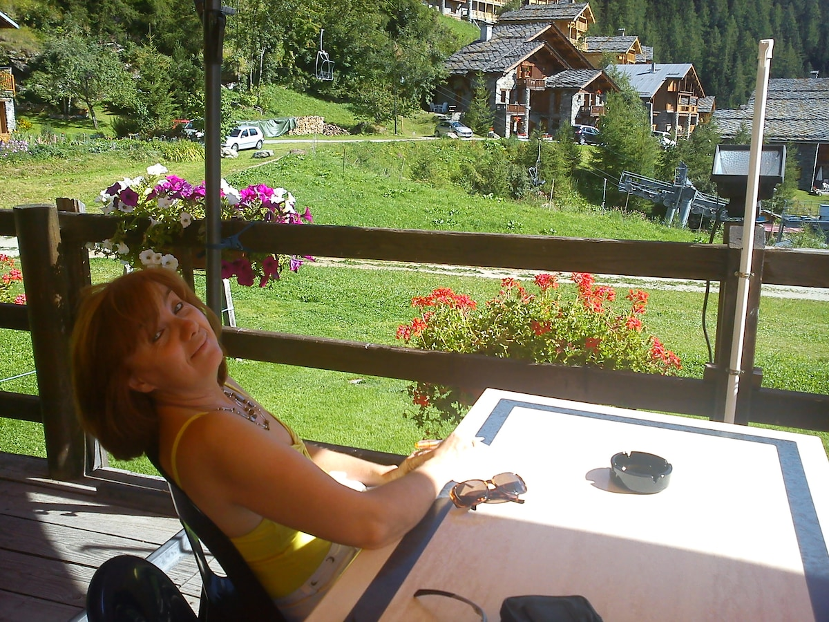 Cathy from Bourg-Saint-Maurice