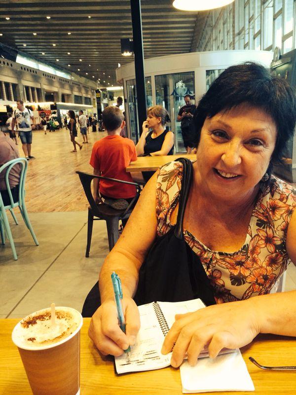 Antonieta From Almenar, Spain