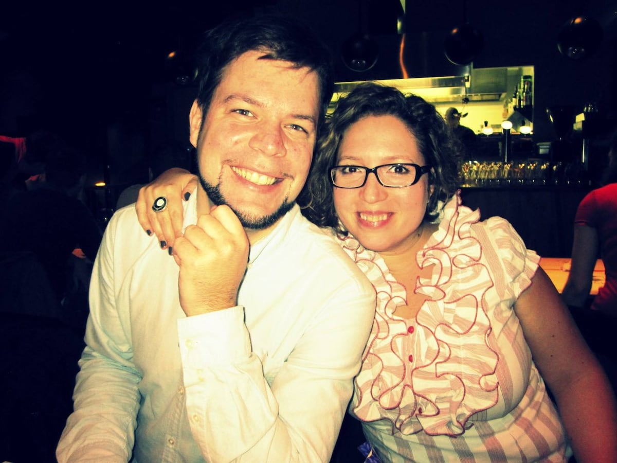 Agnes And Peter From Munich, Germany