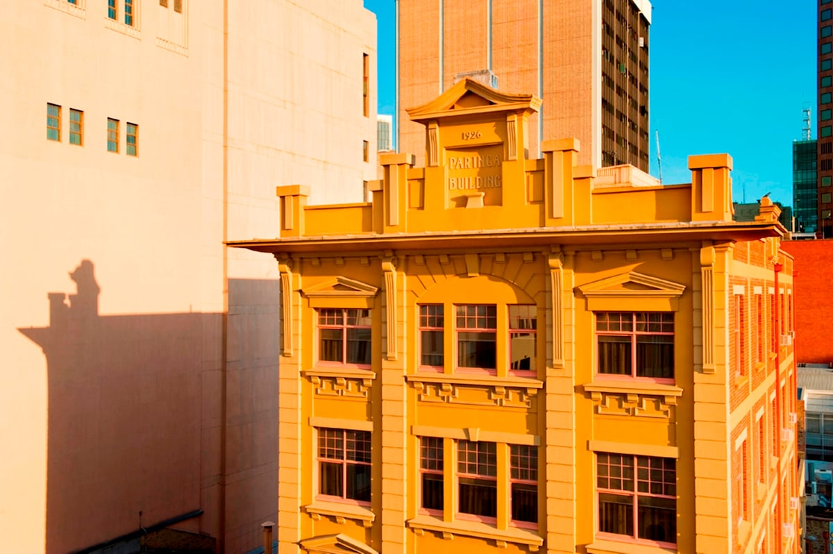 Adelaide Paringa is a heritage listed, budget styl