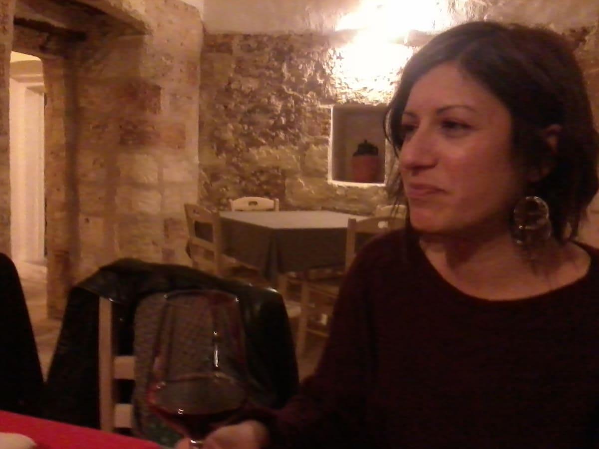 Elisa from Torre Pali