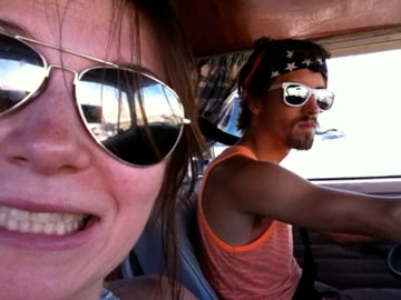 Maja And Chris from Charlottesville