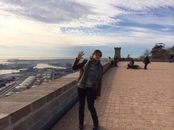 Yulia from Barcelona