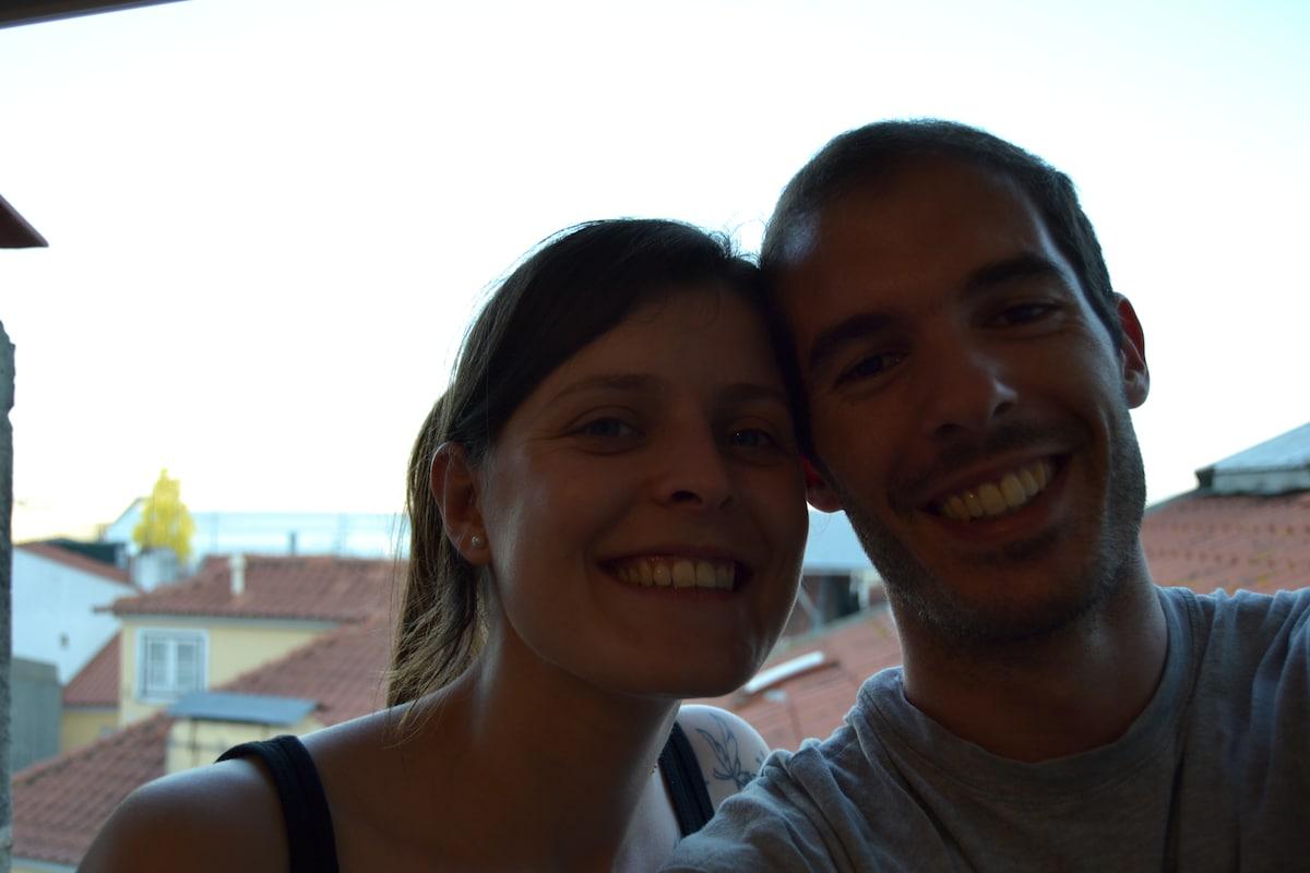 Sara&Jorge From Seixal, Portugal