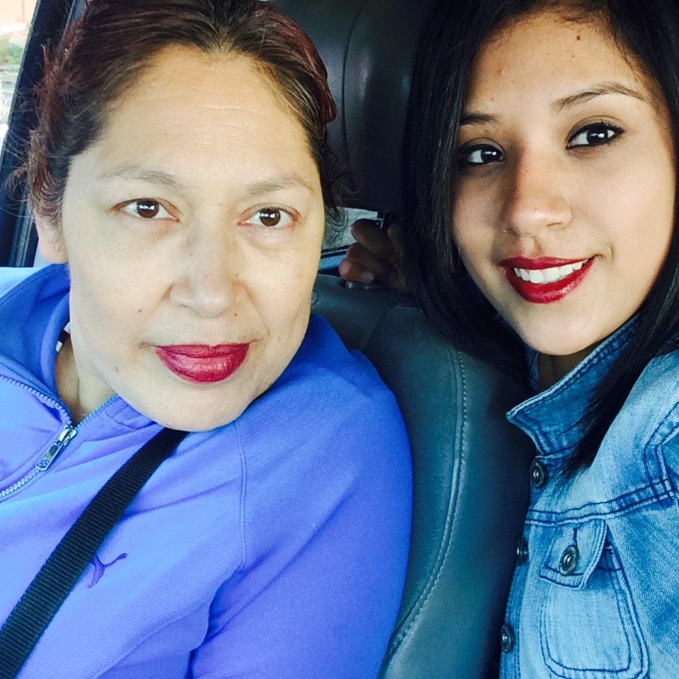 Yesenia & Rita From Lyons, IL