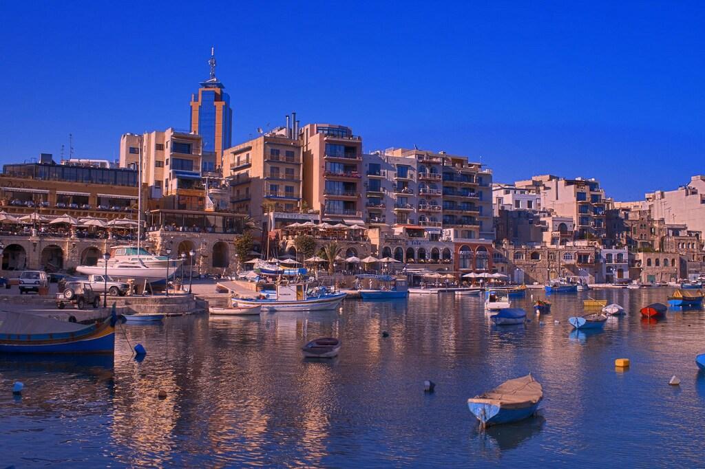 Vacation from Sliema