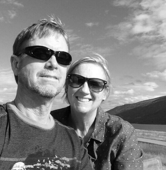 Kevin & Karen from Penticton