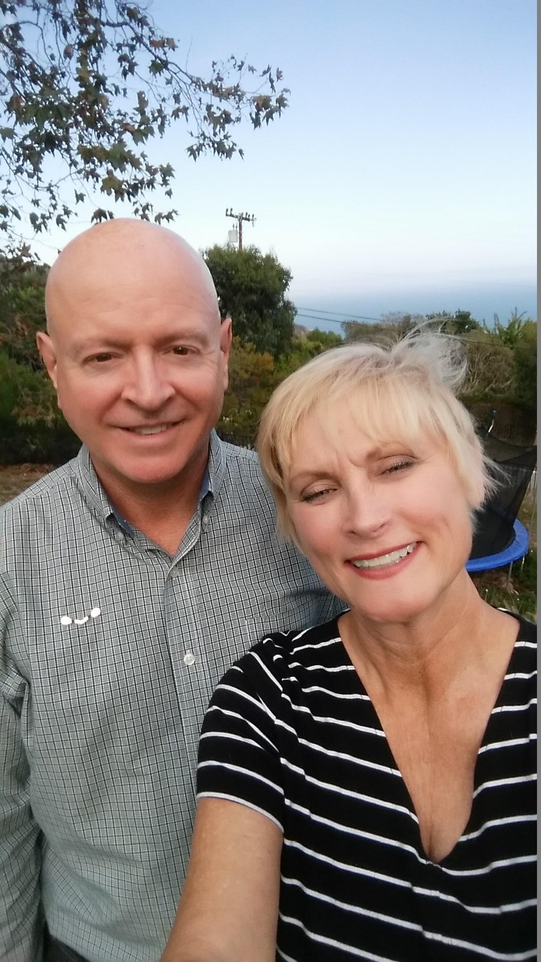 Shelly & Paul from Malibu