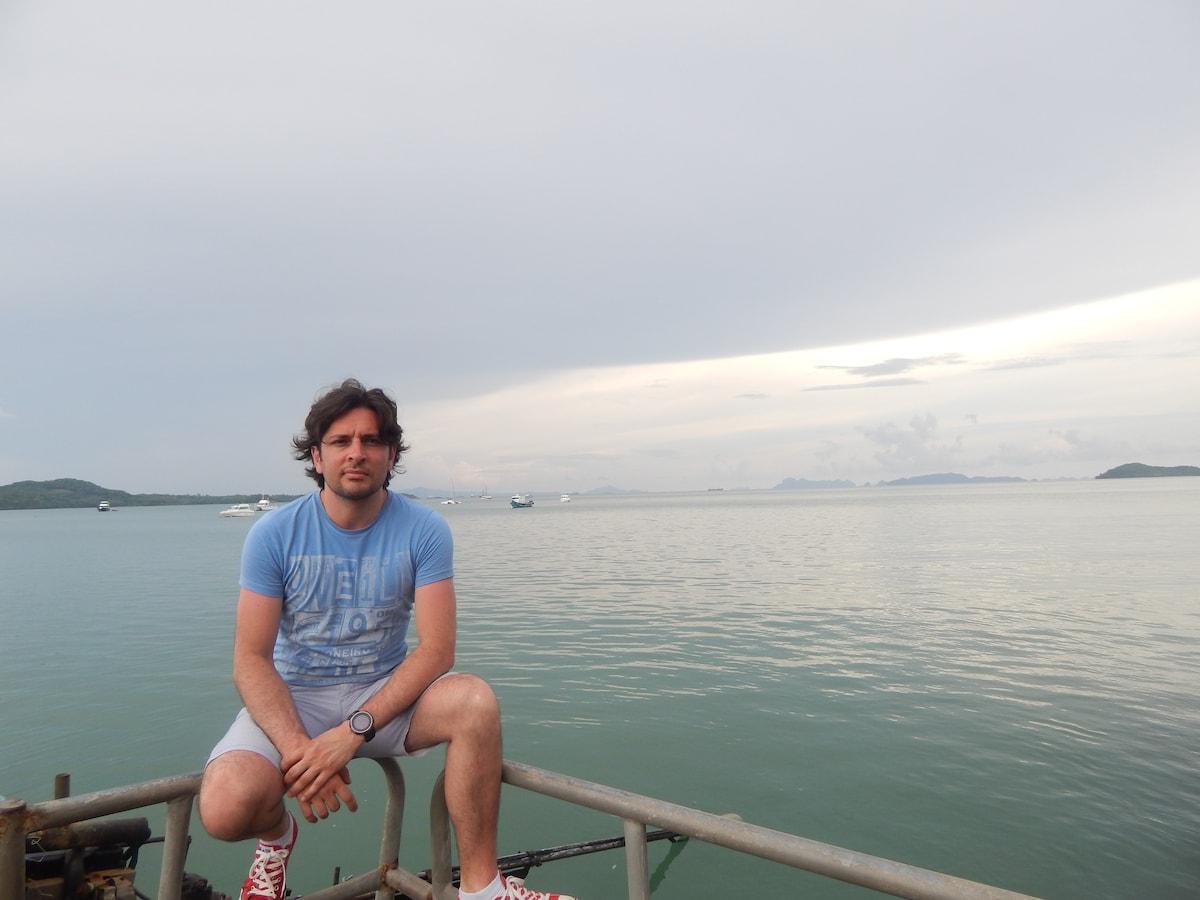 Wafic Jerzy From Geneva, Switzerland