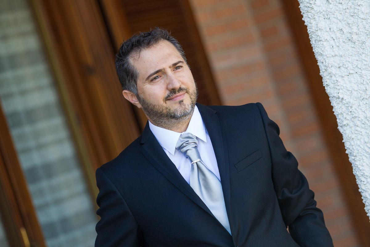 Massimo from vedano olona