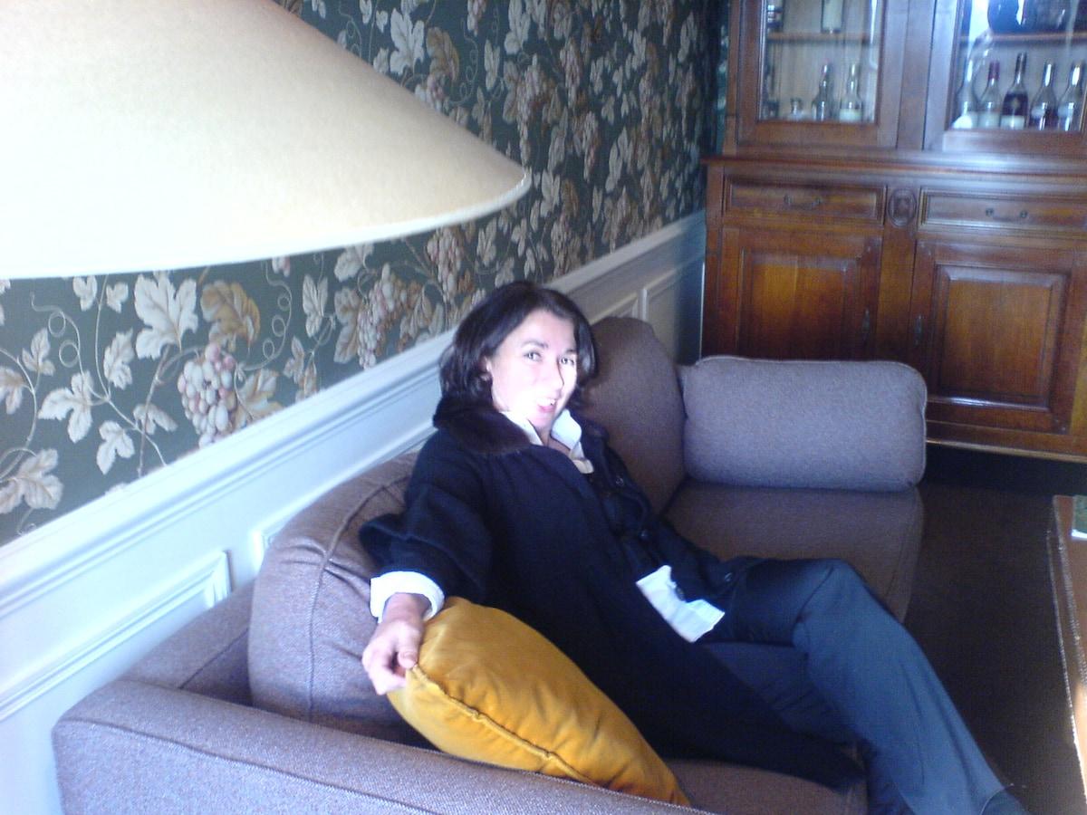 Marielle From Bellegarde, France