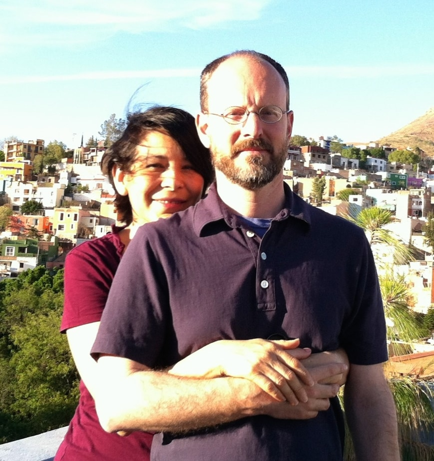 Stewart And Lucero from Guanajuato