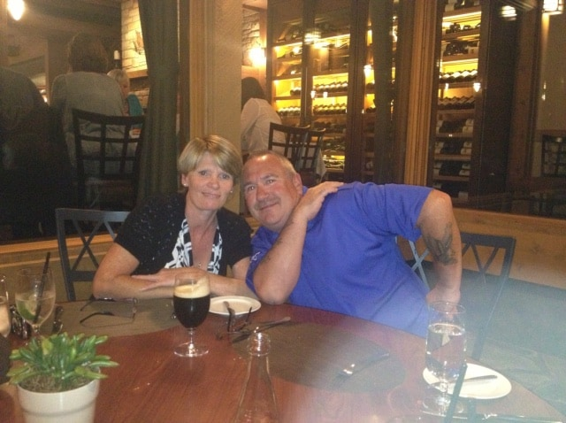 Mike And Tracey from Kelowna