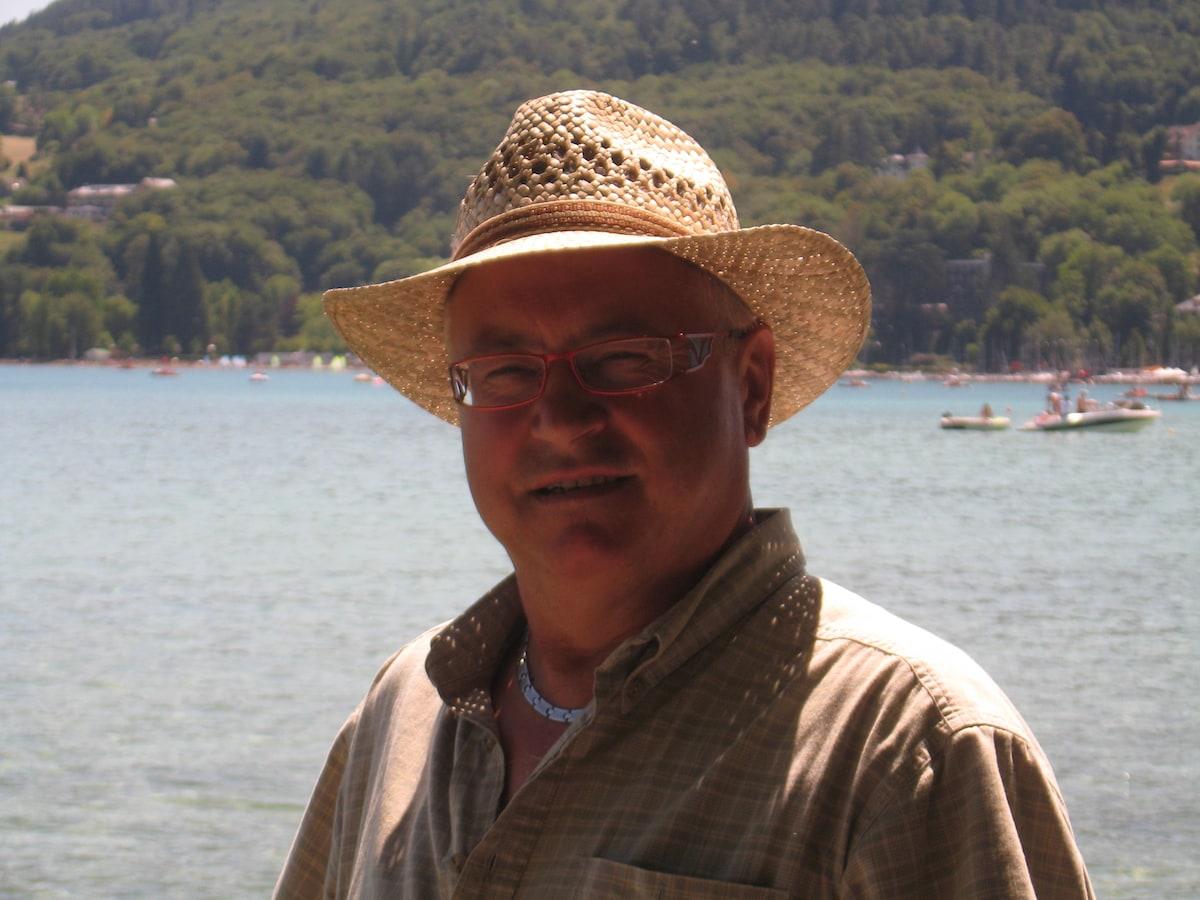 Michel From Malicorne-sur-Sarthe, France
