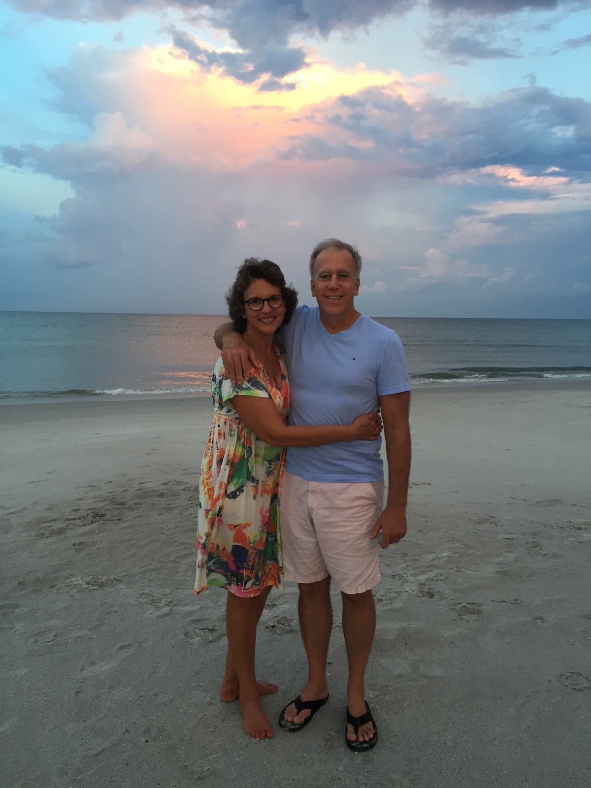 Mark And Susan from Jacksonville Beach