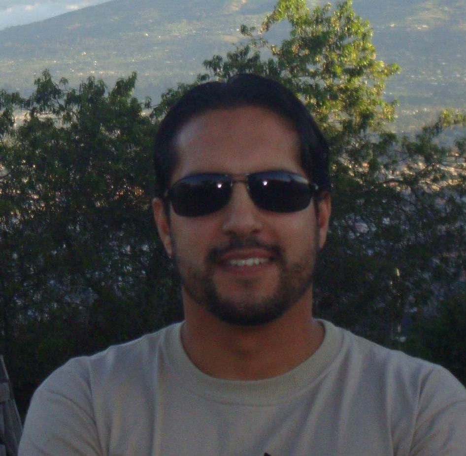 Francisco Xavier From Cuenca, Ecuador