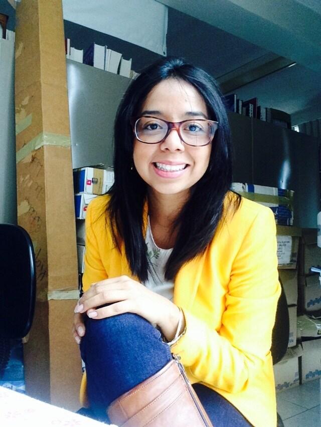 Laura from Coatepec