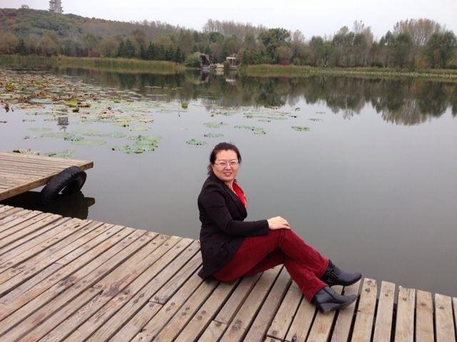 Michelle from Dalian