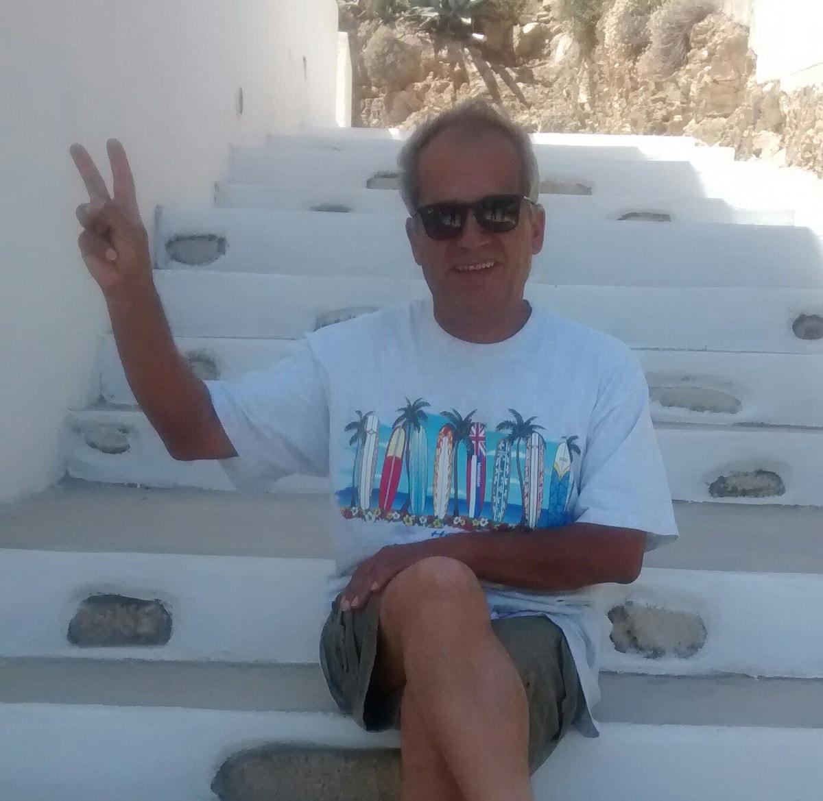 George from Paros