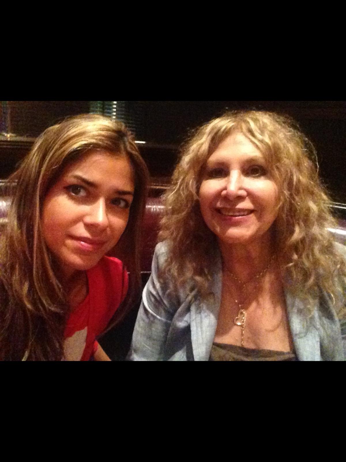 Sahar & Mary from Mission Viejo