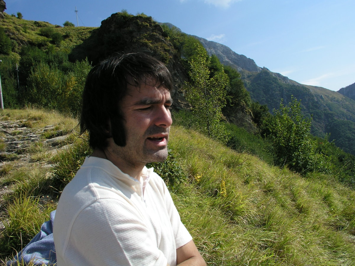 Filippo from Sasso Pisano