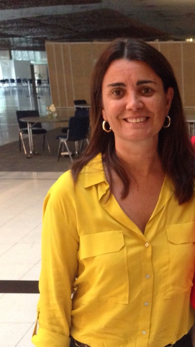 Anna From Girona, Spain