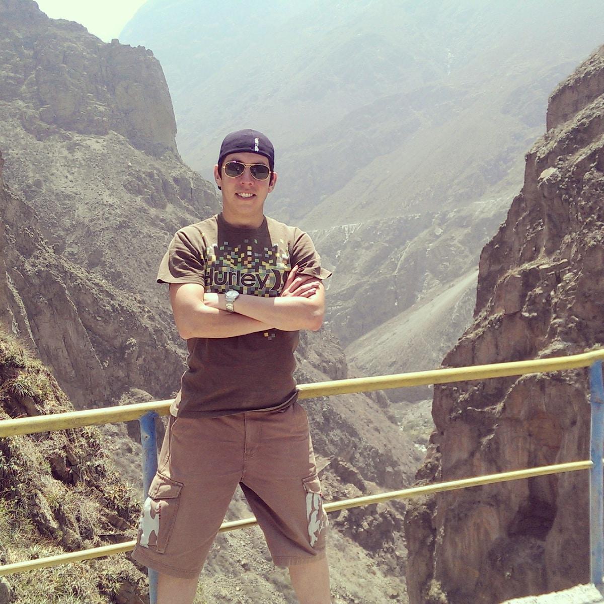 Aldo From Punta Negra, Peru