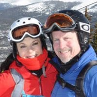 Bill & Laurie from Breckenridge