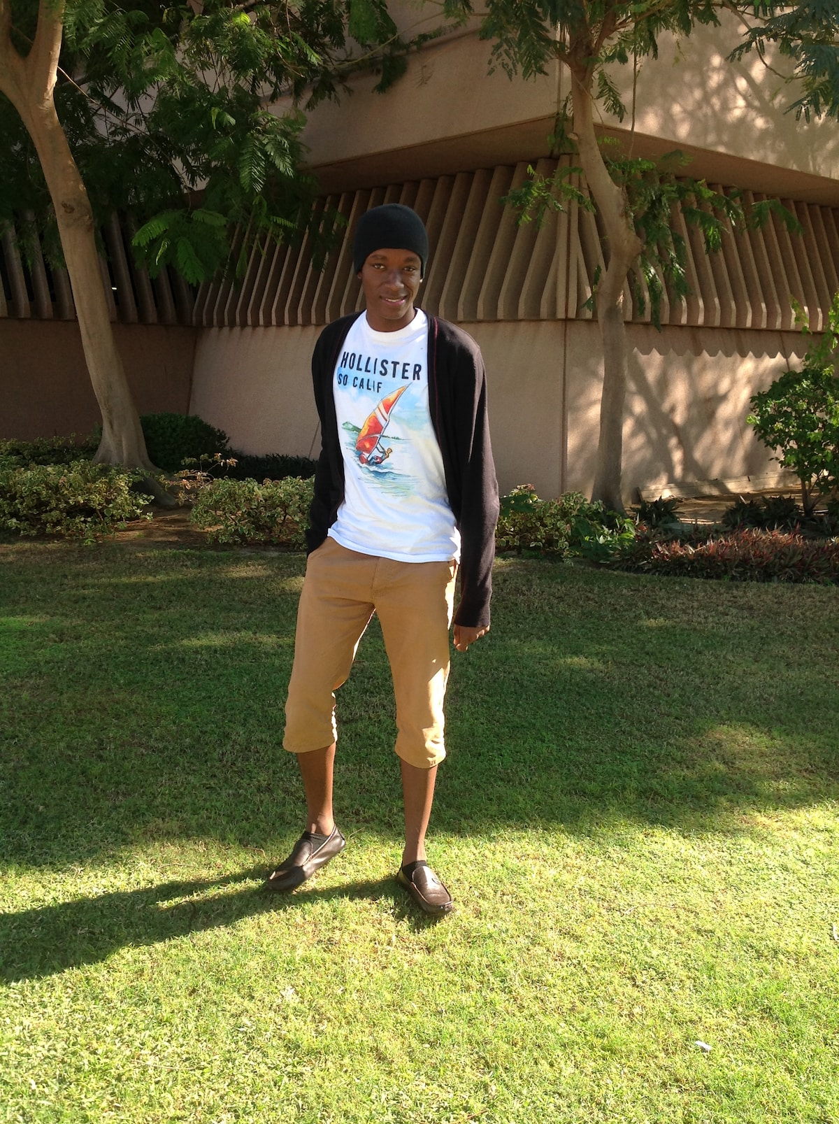 Crispin from Kampala