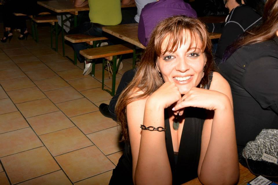 Sylvie from Charleroi