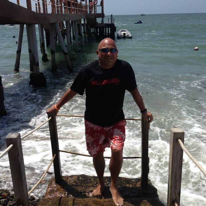 Carlos From Paracas, Peru