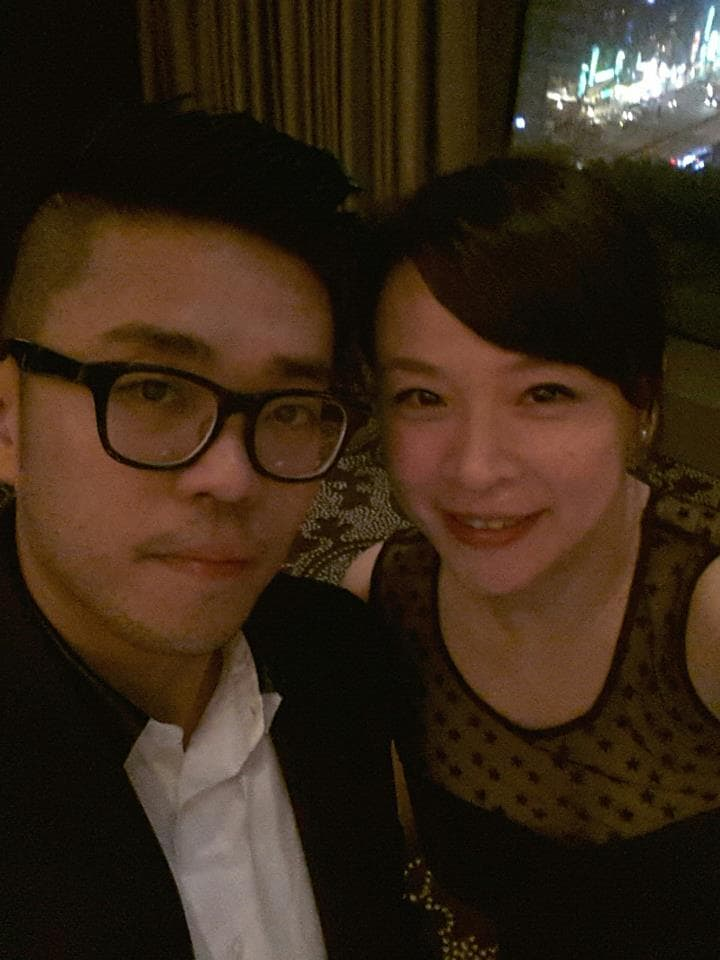 Phoebe & Jerry from Zhongshan District