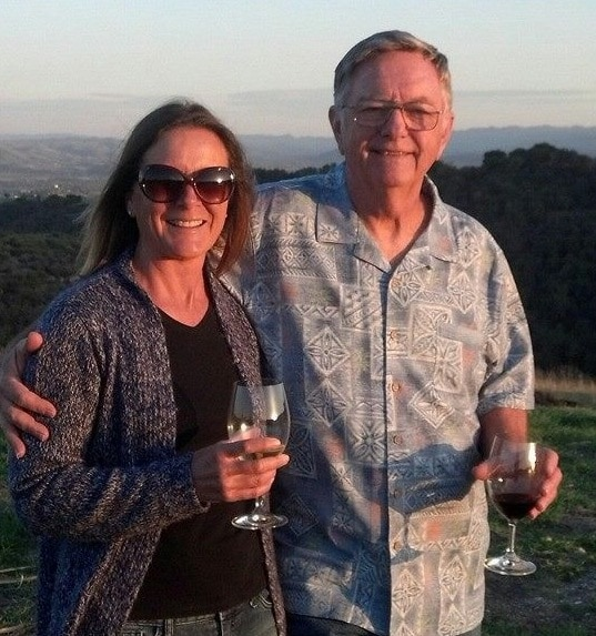 Retired corporate couple, living the life! We shar