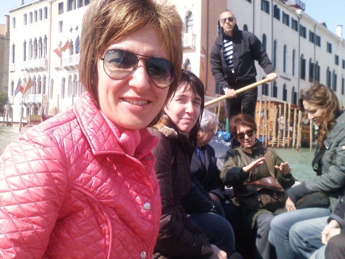 Valentina From Padua, Italy