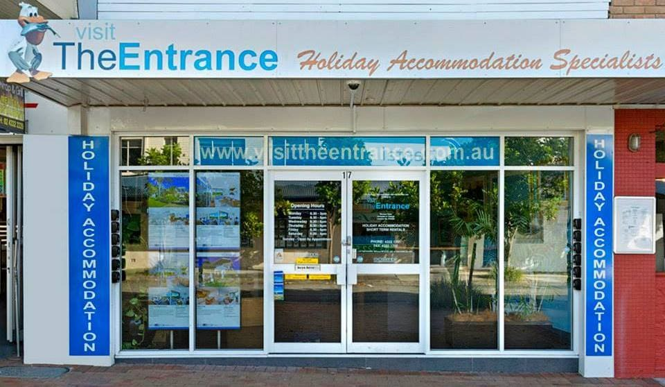 Visit The Entrance From Shelly Beach, Australia