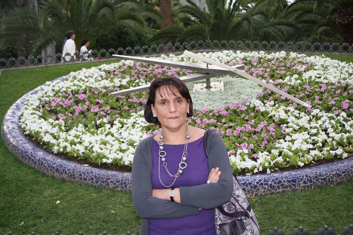 Maria Jose from Santa Cruz de Tenerife