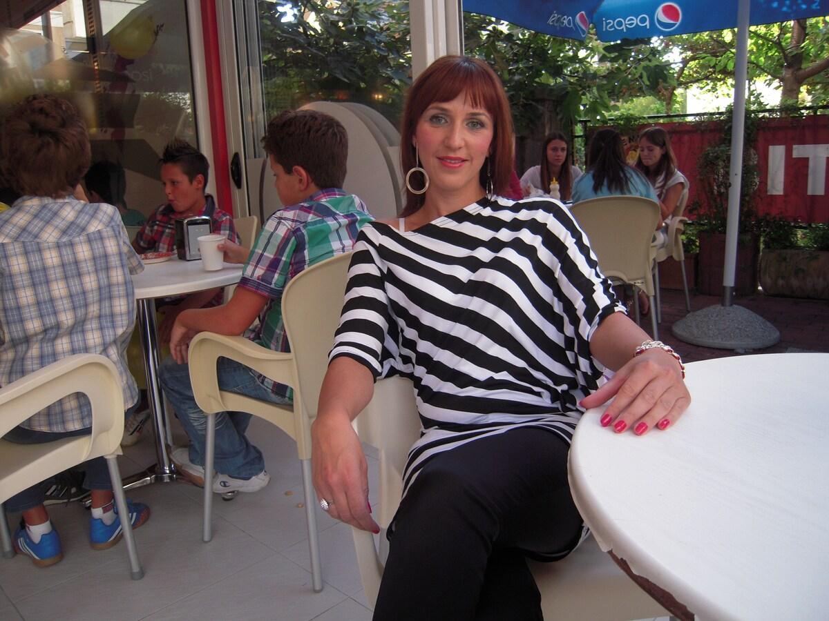 Liljana from Ohrid