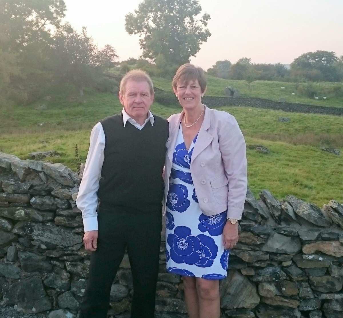Liz & Nev From Kendal, United Kingdom