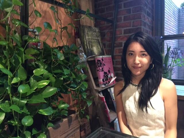 Asami from Shibuya-ku