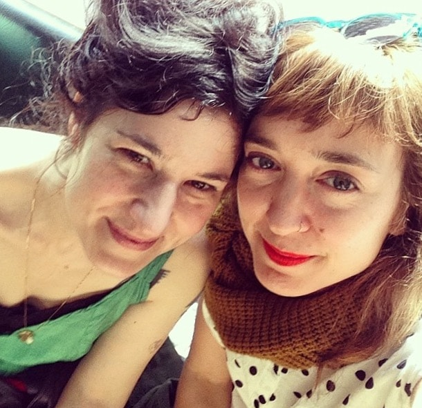 We are two dear friends, Lauren and Aylin, that bo