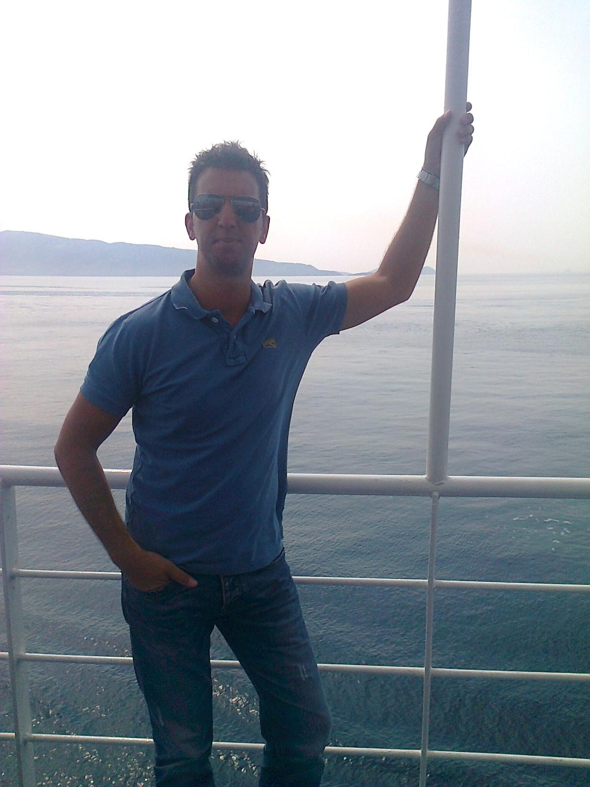 Spiros From Agios Georgios, Greece