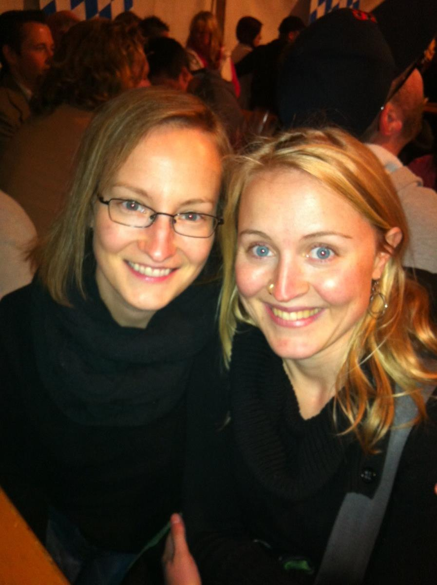 Melissa & Laura