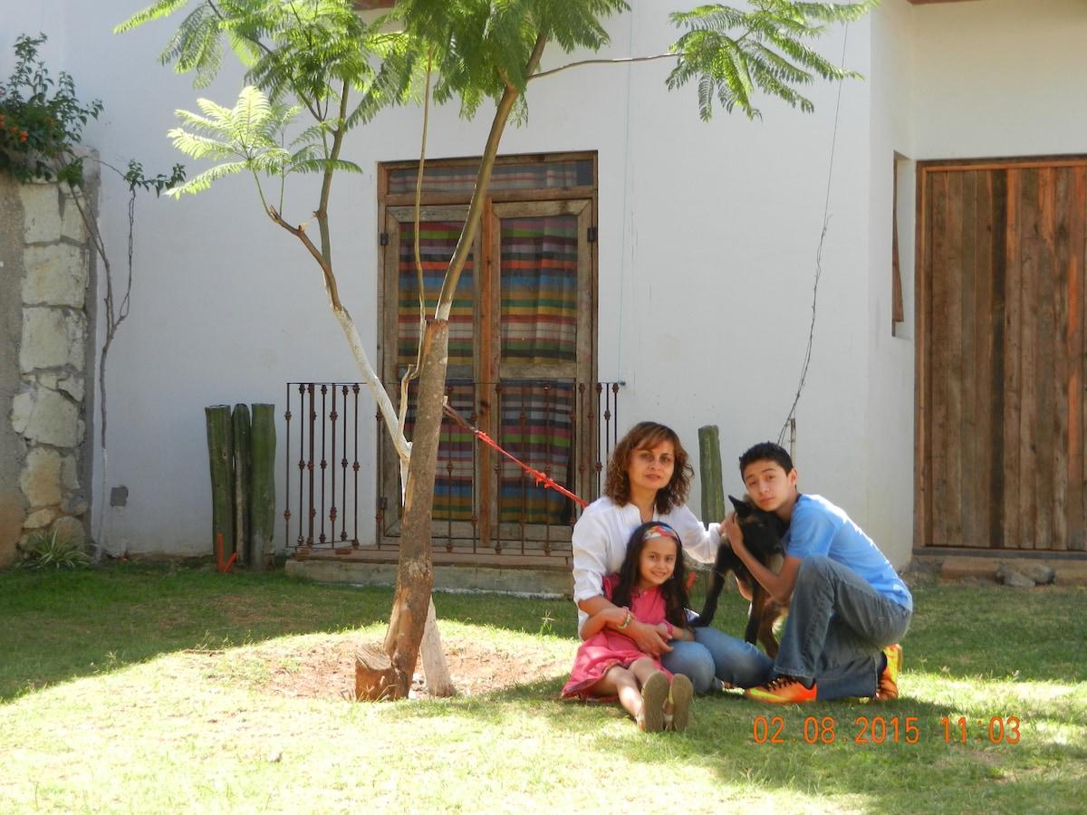 Roci from Oaxaca