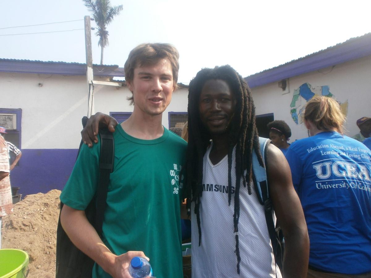 Emile From Taifa, Ghana