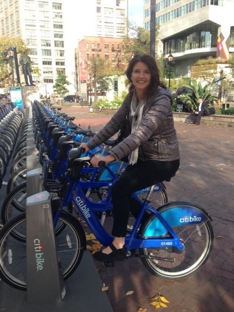 Christina from San Francisco